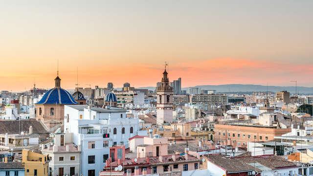 Oferta Minivacaciones: ¡Reserva ya tu escapada de verano en Paterna, con acceso al Spa!
