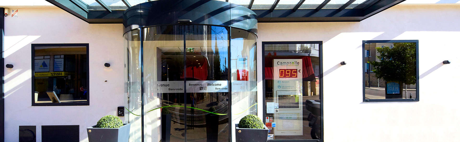 Campanile Dijon Centre Gare - Edit_Front.jpg