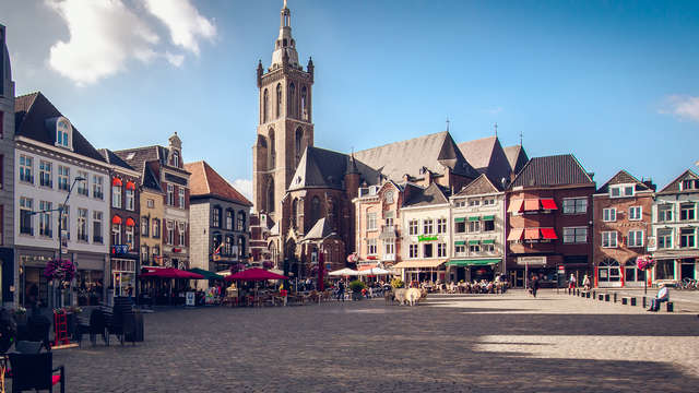 Pure ontspanning inclusief behandeling in Limburg