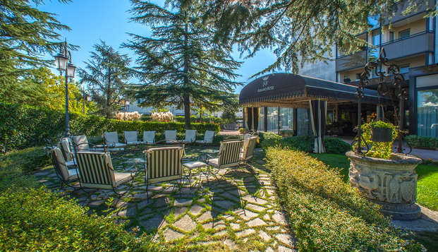 Soggiorno in mezza pensione al Ritz di Abano Terme