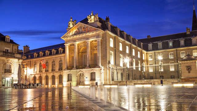 Découvrez le cœur de Dijon