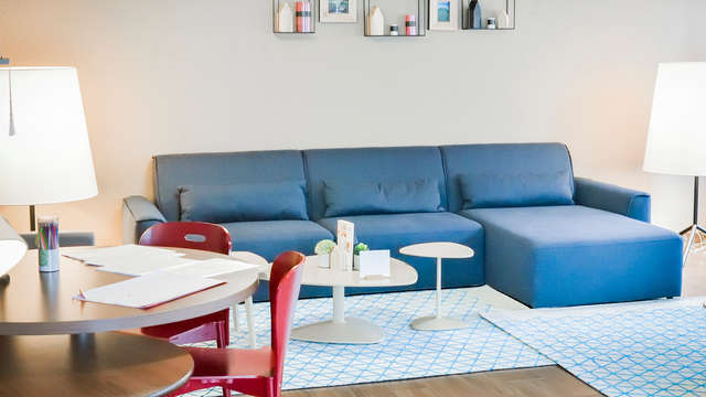 Hotel-Restaurant Campanile Clermont Ferrand Nord - Lounge