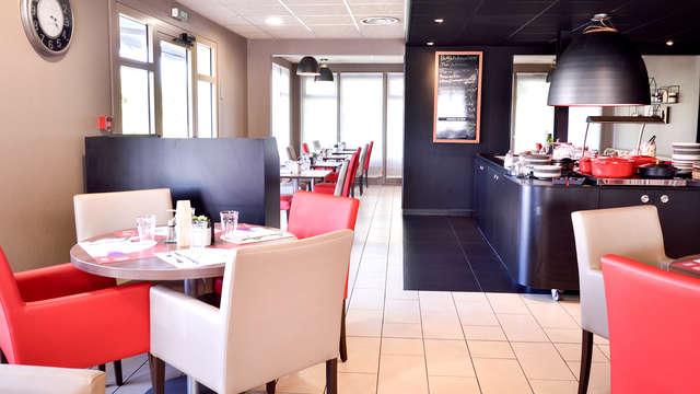 Hotel-Restaurant Campanile Clermont Ferrand Nord - Riom