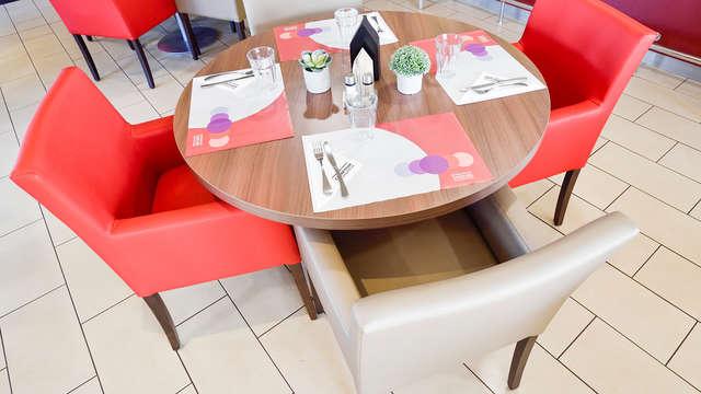 Hotel-Restaurant Campanile Clermont Ferrand Nord