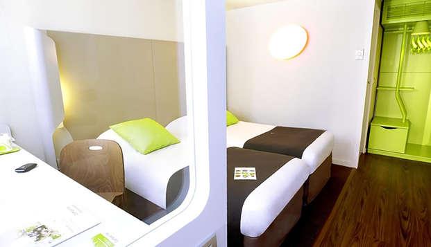 Hotel-Restaurant Campanile Clermont Ferrand Nord - Room