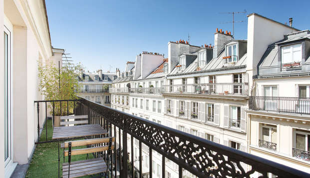 Maison Nabis by HappyCulture - balcony