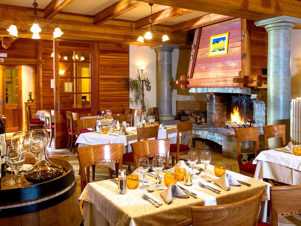 Séjour détente avec dîner au Lac de Serre-Ponçon 3* - 1