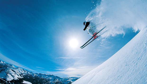 Week-end ski avec forfait 2 jours à côté de la station des Orres (à partir de 2 nuits)