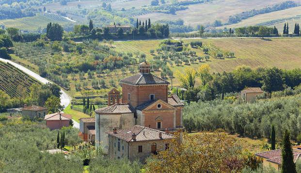 Elegancia y comodidad en el centro de Chianciano Terme, en la Toscana