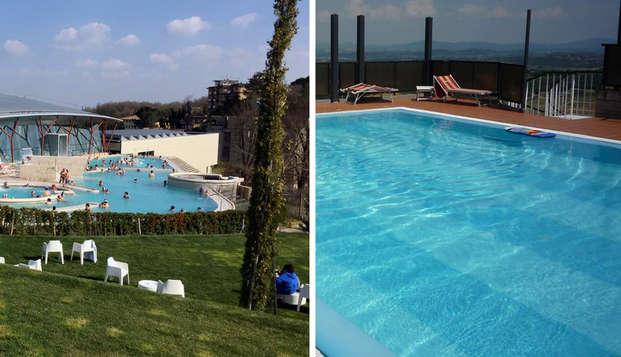 ¡El verano se adelanta en Chianciano Terme!