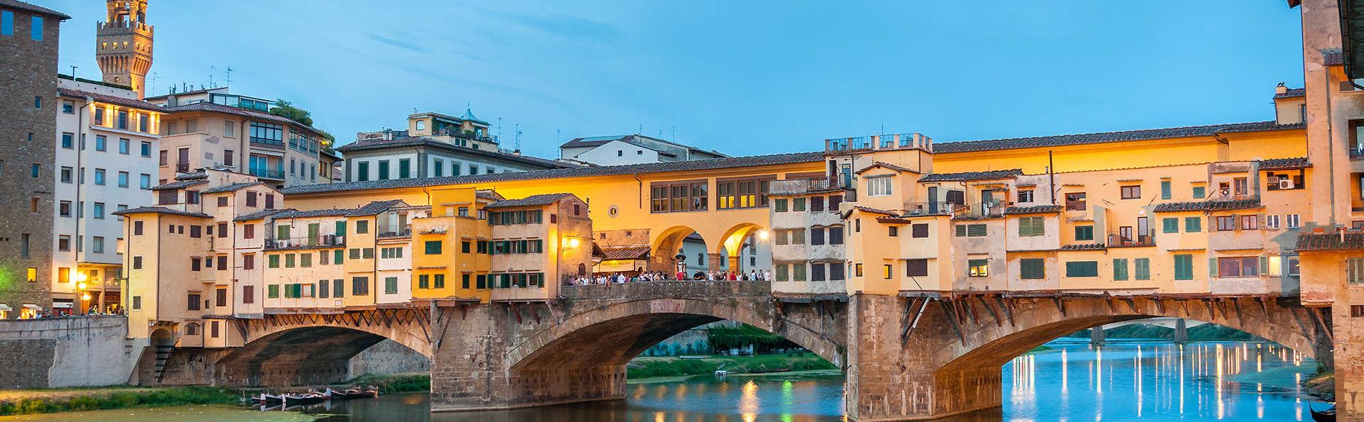 Week-end à Florence, dans un élégant hôtel 4 étoiles