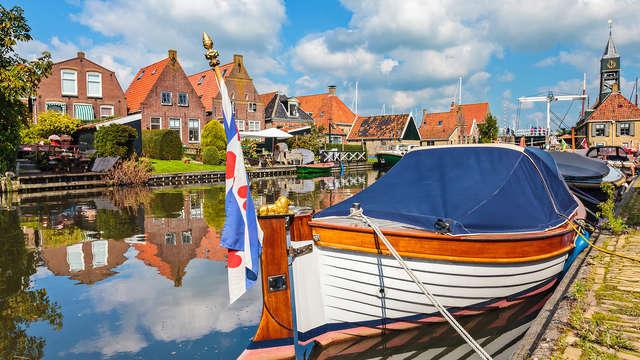 Lekker tafelen en fietsen langs de Friese meren (vanaf 2 nachten)