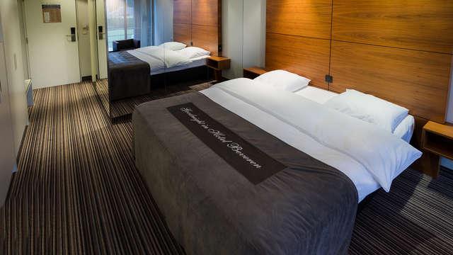 2 overnachtingen in een tweepersoons kamer superior voor 2 volwassenen