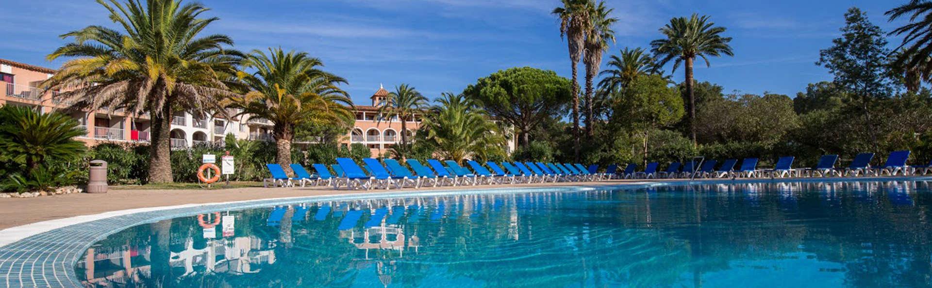 Prenez des vacances face à la Méditerranée entre Sainte-Maxime et Port Grimaud