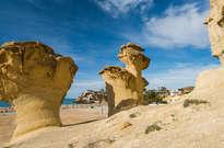 Erosiones de Bolnuevo -