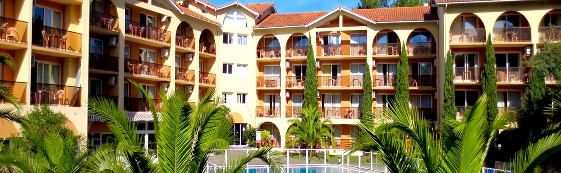 Escapada relax en apartamento cerca de Biarritz