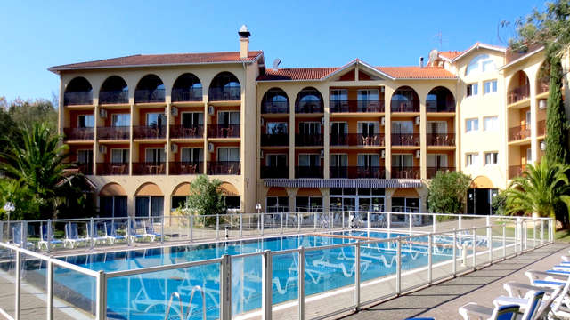 Hotel Residence Anglet Biarritz Parme