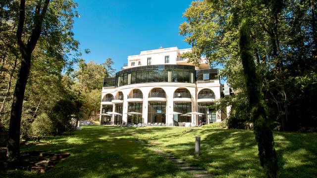 Week-end détente & Spa dans un hôtel 5* à côté de Lyon