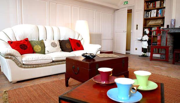 Le Relais Louis XI - Lounge