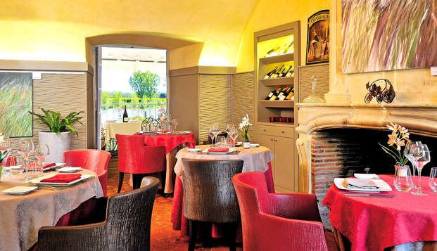 Le Relais Louis XI - Restaurant