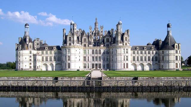 Week-end à proximité d'Orléans avec entrées au Château de Chambord