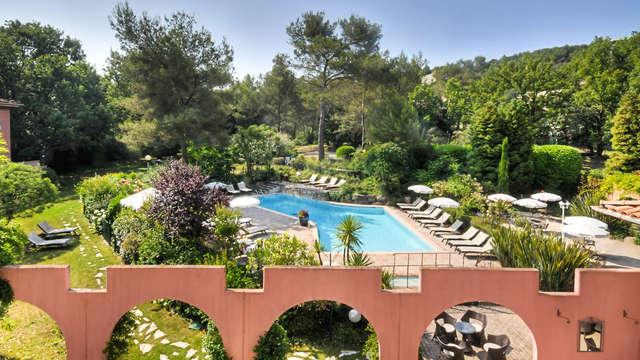 Offre spéciale: prolongez l'été dans un hôtel de charme à Antibes ! (à partir de 2 nuits)
