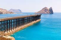 Playa del Hornillo -