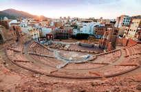 Teatro romano de Cartagena -