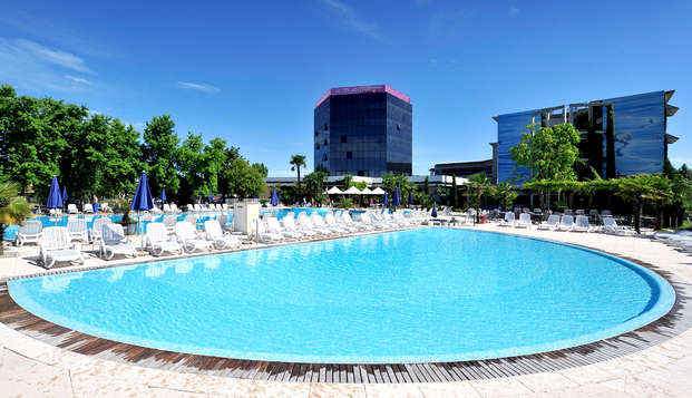 Oasis de bienestar y relax de 4* en la hermosa región del Véneto