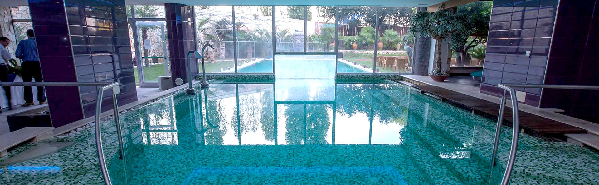 Détente avec spa dans un 4* aux portes de Vérone