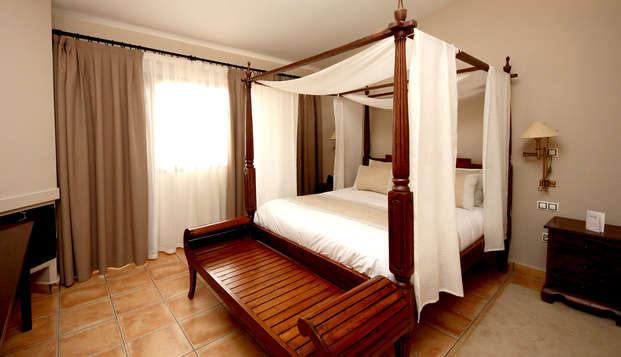 Escapada en un hotel con encanto y spa  en Alcázar de San Juan