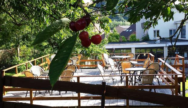 Séjour dans le sud du Limbourg avec petit-déjeuner