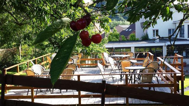 Heerlijk verblijf inclusief ontbijt in Zuid Limburg