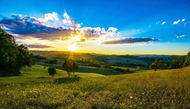 Paix et détente à Chianciano Terme