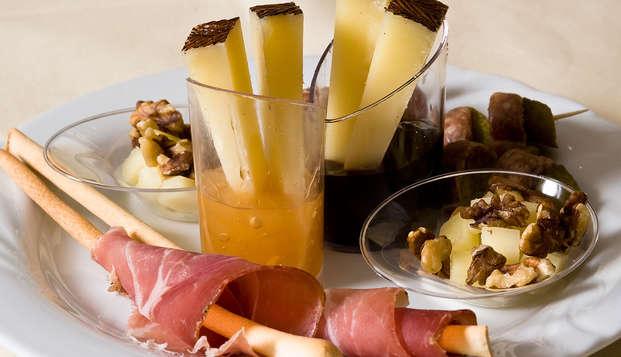 Soggiorno a Chianciano Terme con aperitivo regionale incluso!
