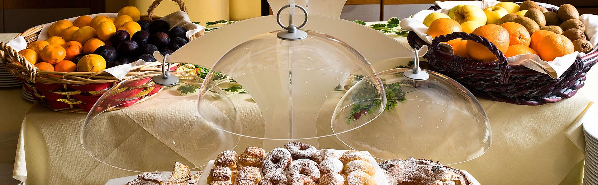 Week-end avec petit déjeuner au coeur de Chianciano Terme