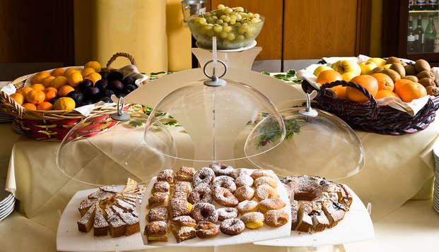 Weekend con colazione nel cuore di Chianciano Terme