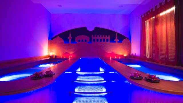 Soggiorno alla scoperta dei sapori toscnai con cena e spa a Chianciano Terme