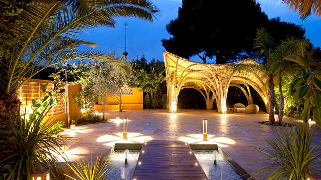 SPA LOVERS: Escapada romántica con acceso al spa privado en Dénia