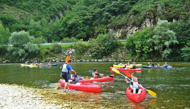 Especial Aventura: Escápate a Asturias y desciende el Rio Sella en kayak