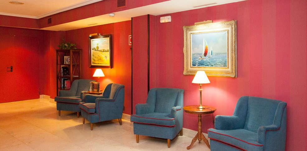 Hotel Icon Foyer : Hotel los bracos logroño espagne