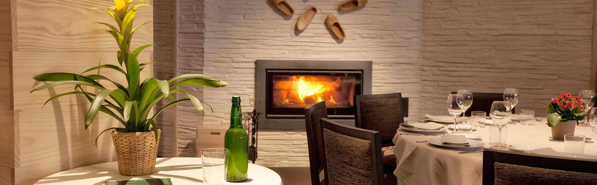 Disfruta del aire puro y la naturaleza asturiana con Media Pensión