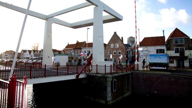 Découvrez la Hollande-Méridionale et le ville pittoresque de Brielle à vélo