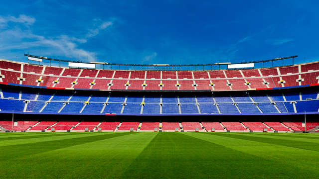 Escapada con visita al Camp Nou y Museo del Barça (2 noches)