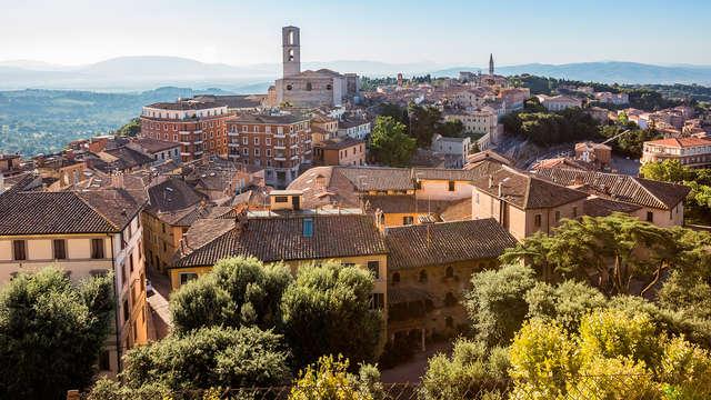 Relax e tranquillità a due passi dal cuore di Perugia