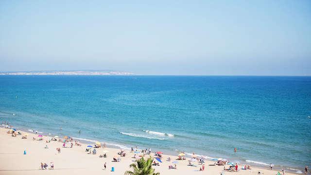 Séjour à Guardamar à deux pas de la plage avec petit déjeuner inclus