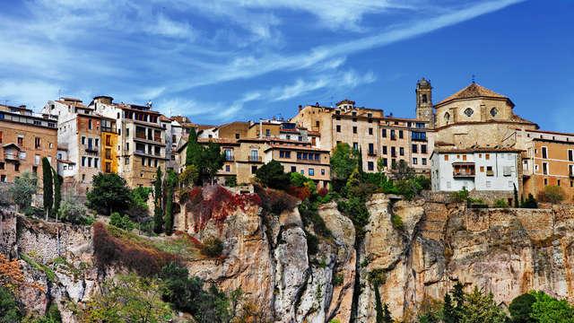 Escapada a dos pasos del centro de  Cuenca