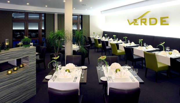 Delicias culinarias y relax en el Bergische Land (desde 2 noches)