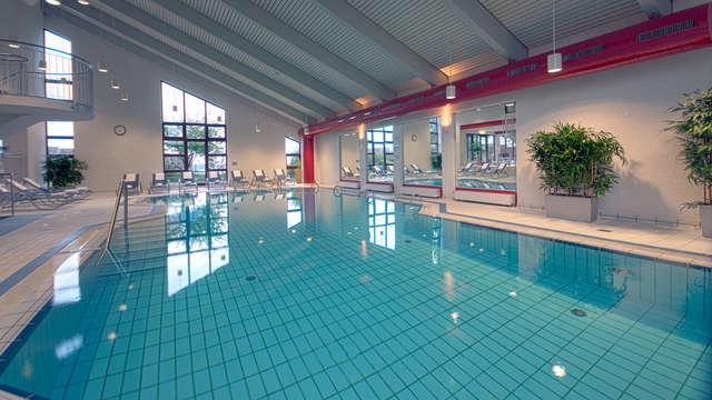 Verwennerij nabij Keulen met wellness en massage (vanaf 2 nachten)