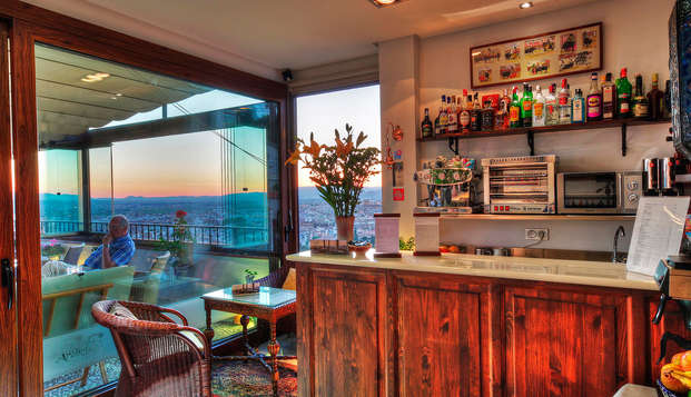 Hotel Mirador Arabeluj - bar